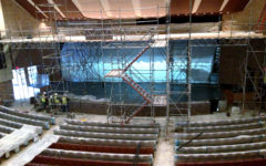Auditorium Gets New Look
