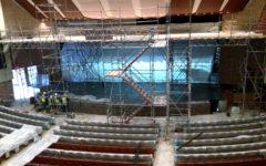 Auditorium Gets New Look