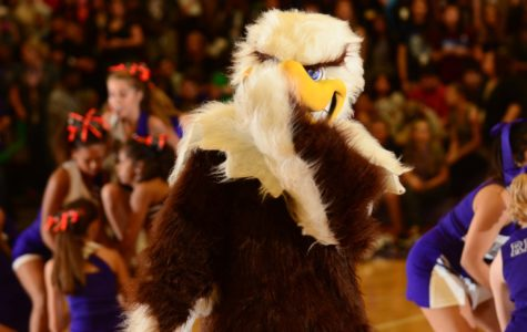 Eagle Dynasty Pep Rally