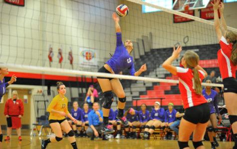 Volleyball Plays McKinney Boyd in First-Round Playoff Game