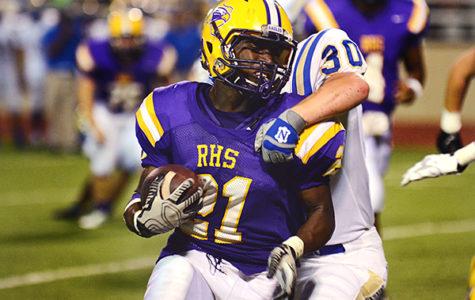 Richardson Football Loses to Lakeview Centennial