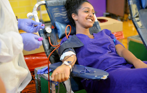 New Age Able to Donate at Blood Drive