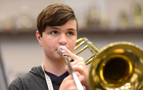 Freshman All-Region Band Breaks Richardson Record