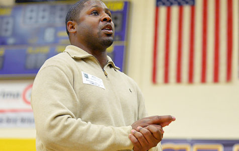 Former NFL Player Quan Cosby Inspires AVID Students