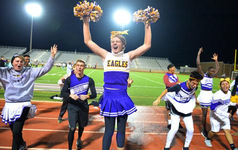 Class Of 2016 Finishes Four-Year Powderpuff Win Streak