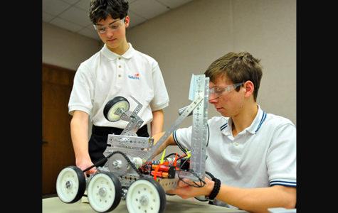 Robotics Magnet Advances to State in SkillsUSA