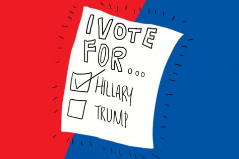 The Talon Recommends Hillary Clinton for President