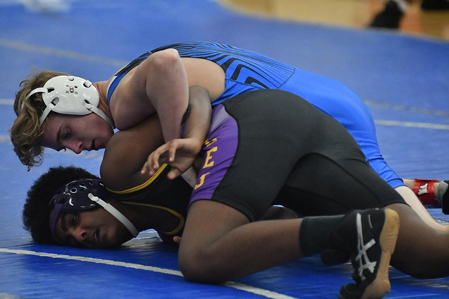 Wrestling Season Starts Off Slow