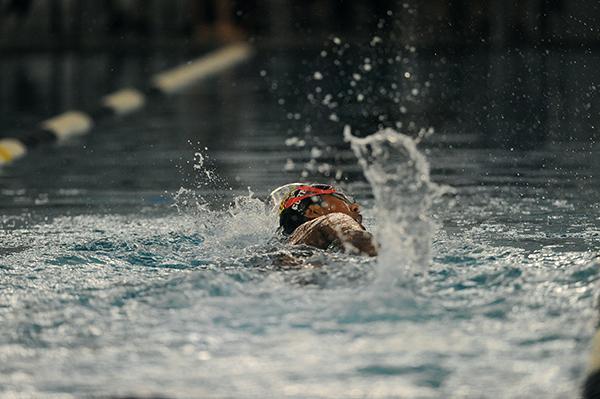 RHS Swim Team Confident, As Season Is Just Beginning