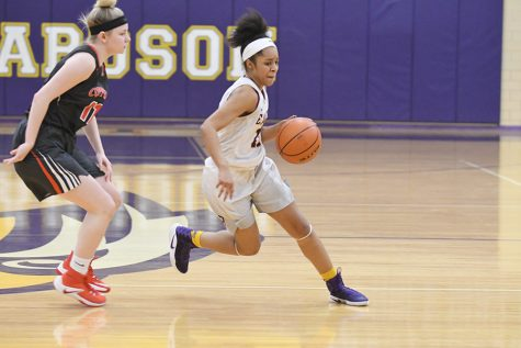 Early Finish at Playoffs for Lady Eagles