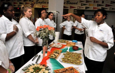 Culinary Arts Team Takes First in Cooking Competition