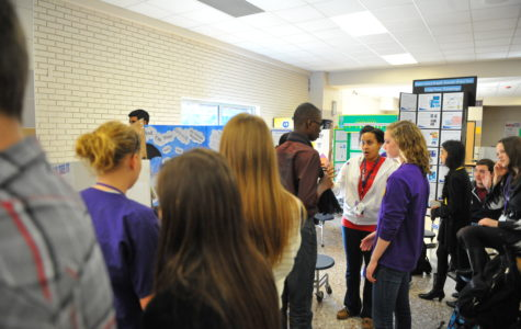 Students Participate in Annual Science Fair