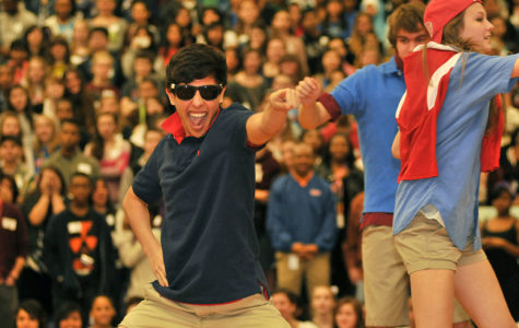 Eighth Graders visit RHS for annual Magnet Day