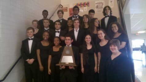 Chamber Orchestra Three-peat Win for UIL Sweepstakes