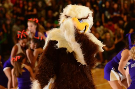 Eagle Dynasty Pep Rally