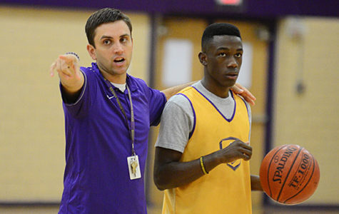 Basketball Team Invited to McDonald's Tournament