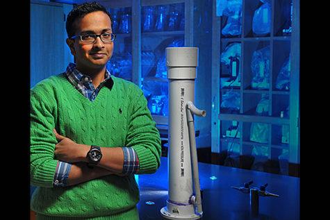 Senior Thabit Pulak Selected as Intel Science Talent Search Finalist