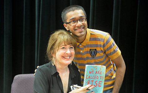 Author Laura McBride Visits Richardson