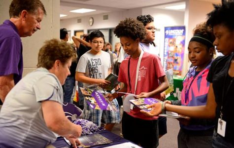 Richardson Hosts Annual College Fair