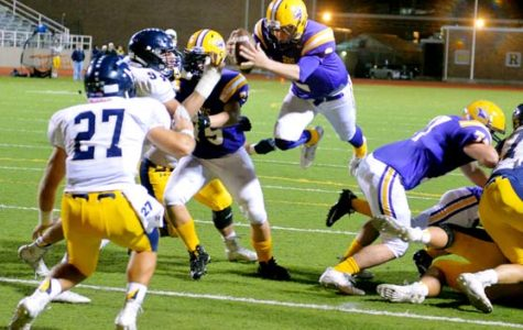 Football Ends Season With Loss to Highland Park