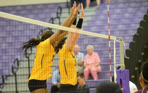 Volleyball Playoffs End with Defeat