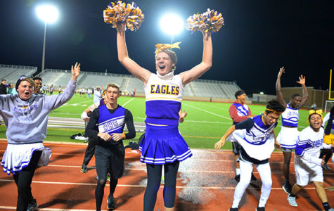 Class Of 2016 Finishes Four-Year Powderpuff Win Streak