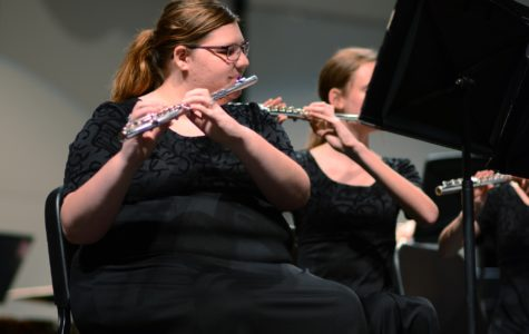 Band Students Excel at Chamber Music Festival