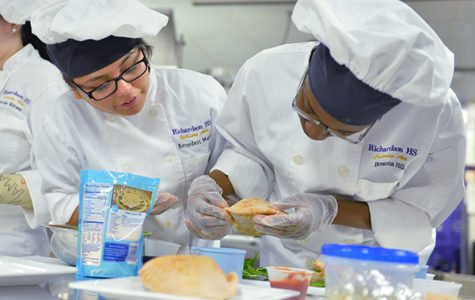 Culinary Student Aired On TV For Creating Own Recipe
