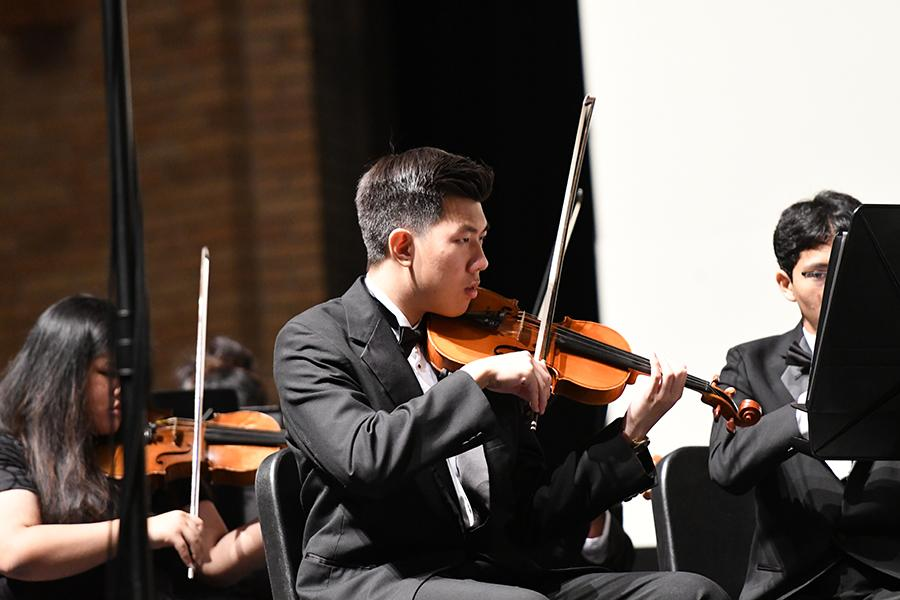 Orchestra Ranked #19 In State