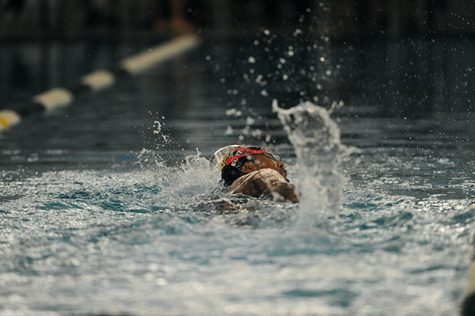 RHS Swim Team Confident, As Season Is Just Beginning