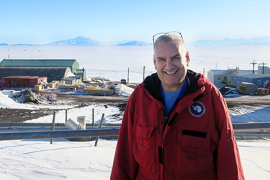 Dr. H Chosen for PolarTREC Expedition for Antarctica Research