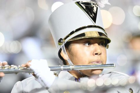 Grant Funds Bands New Uniforms