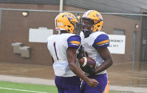 Football notches first win of season