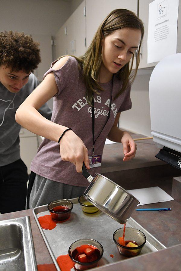 Food Science Jello Lab
